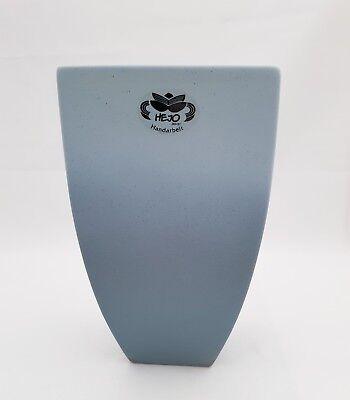 Azure Blau Keramik ( Vase Viereck- Keramik  Glasur
