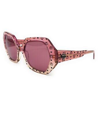 MCM Sunglasses MCM679S 660 Rose-Honey Iridescent Viset Butterfly Women 55x19x140