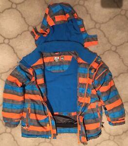 Boys Winter Jacket Size 6 - 6X