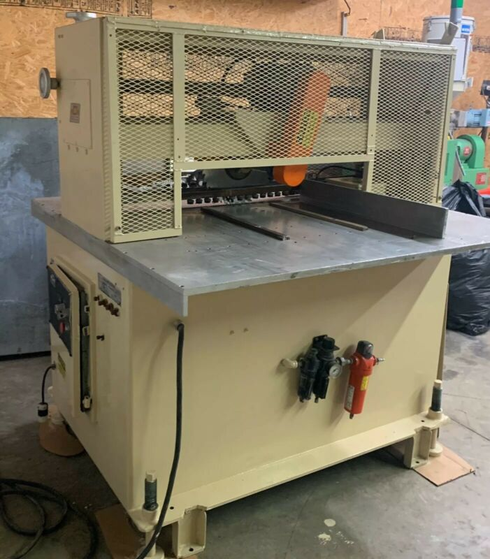 RDN C-430A Crosscut Extrusion Auto Saw