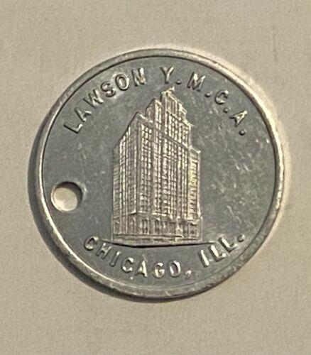 YMCA Keychain Charm 25th Anniversary Lawson Chicago Illinois