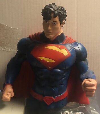 Superman Bank Diamond Select Dc Comics New