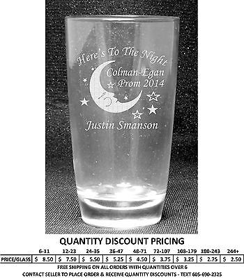 Personalized Highball Glass Custom Engraved Drink Highball Glasses Formal (Personalized Drinking Glass)
