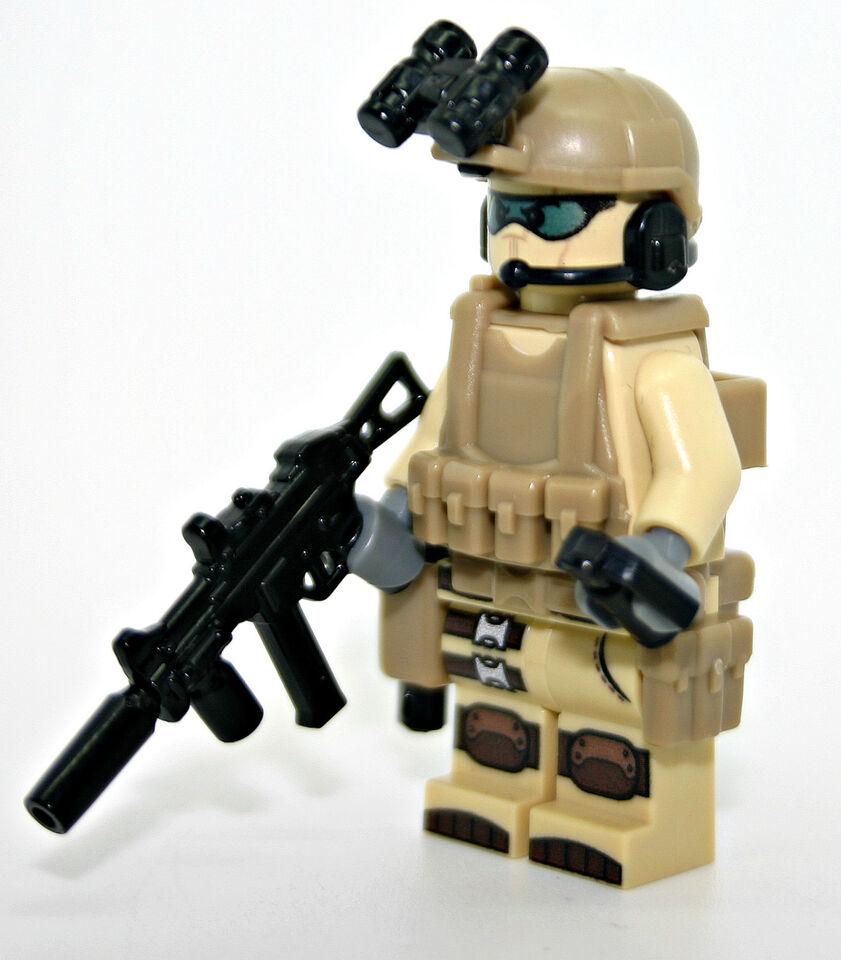 Lego Custom Navy Seals Custom Printed Navy Seals