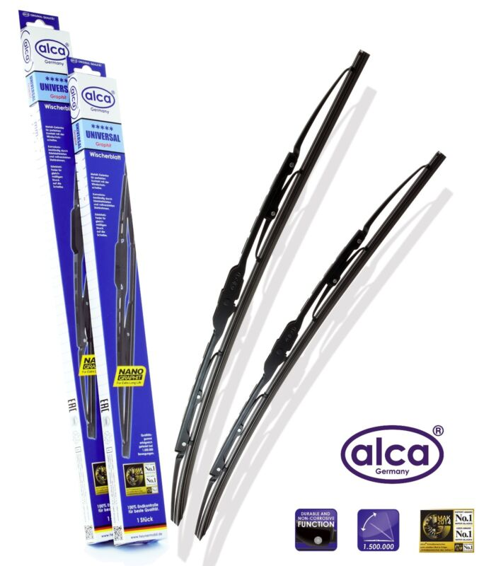 LEXUS IS 220D 2005-2013 alca standard windscreen WIPER BLADES 22''20'' 560/500mm