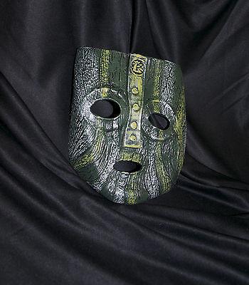 Loki latex mask Jim Carrey Costume Fancy Dress Halloween film 'The Mask' (Jim Carrey Film Kostüme)