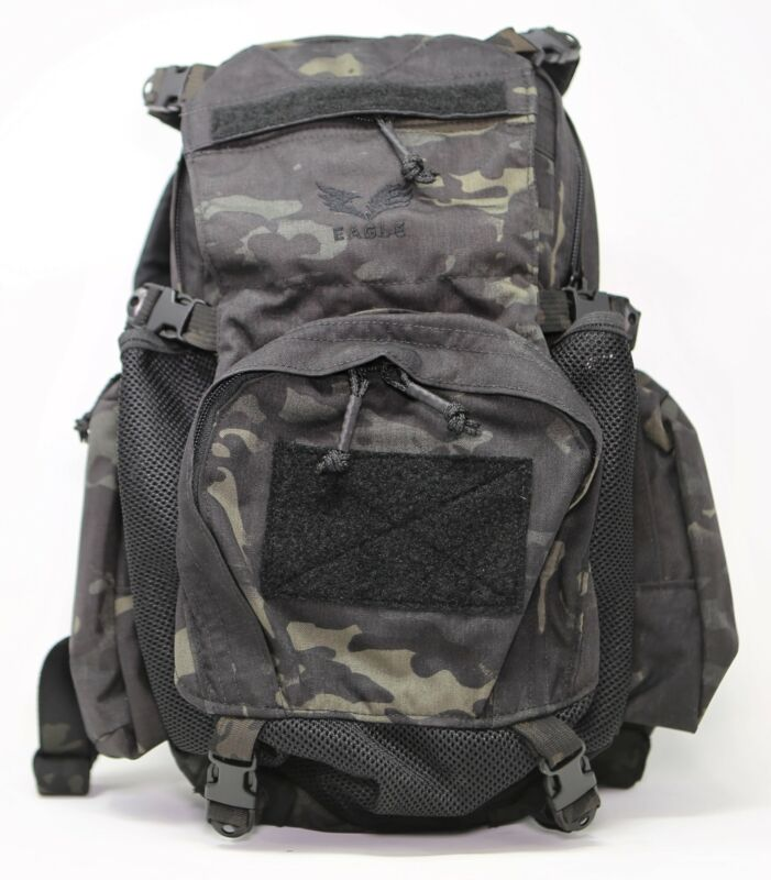 Eagle Industries YOTE Hydration Molle Backpack, MultiCam Black - R-BP-YOTE-5BCCA