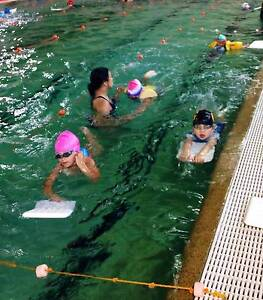 Special School Holiday Swimming Lessons Peakhurst Hurstville Area Preview