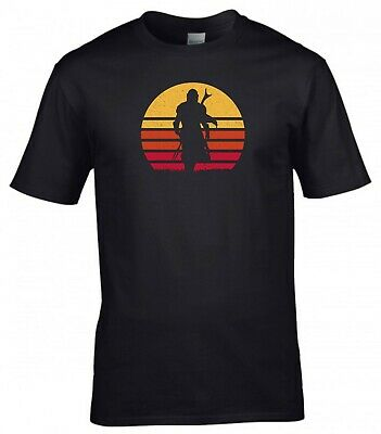 The Mandalorian T Shirt Star Wars Starwars Disney Fans Birthday Gift Men Tee Top