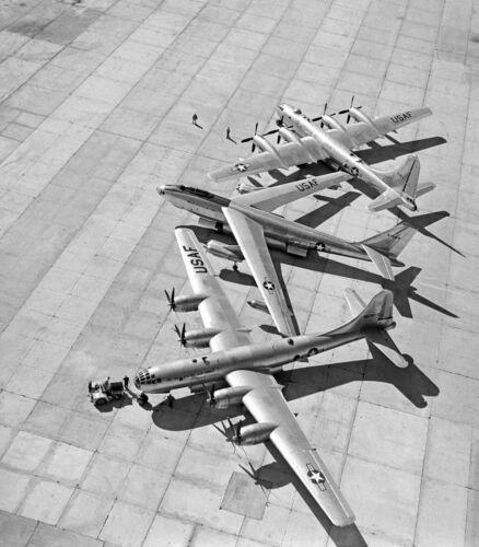 "USAAF Boeing B-29 Superfortress ((8.5""x11"")) Print"