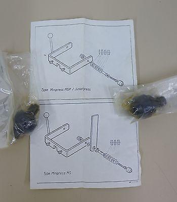 2 Pcs Blum Mini Press Arm Bolt Kit