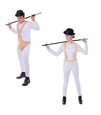 Droog Halloween Costume (#Clockwork Orange Alex Droogs Gang Costumes Halloween Party Fancy)