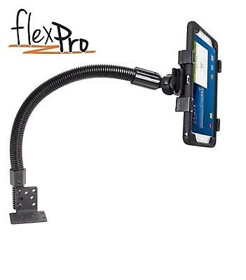 "iBolt Flex Pro Tablet Floor Car Mount Holder for most Tablets and iPads  7""-10"""