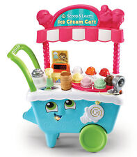 LeapFrog Scoop and Learn Ice Cream Cart. Electronic Learning Toy
