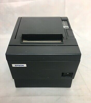 Epson TM-T88IIIP POS Thermal USB Receipt Printer M129C UNIT ONLY Tested Great