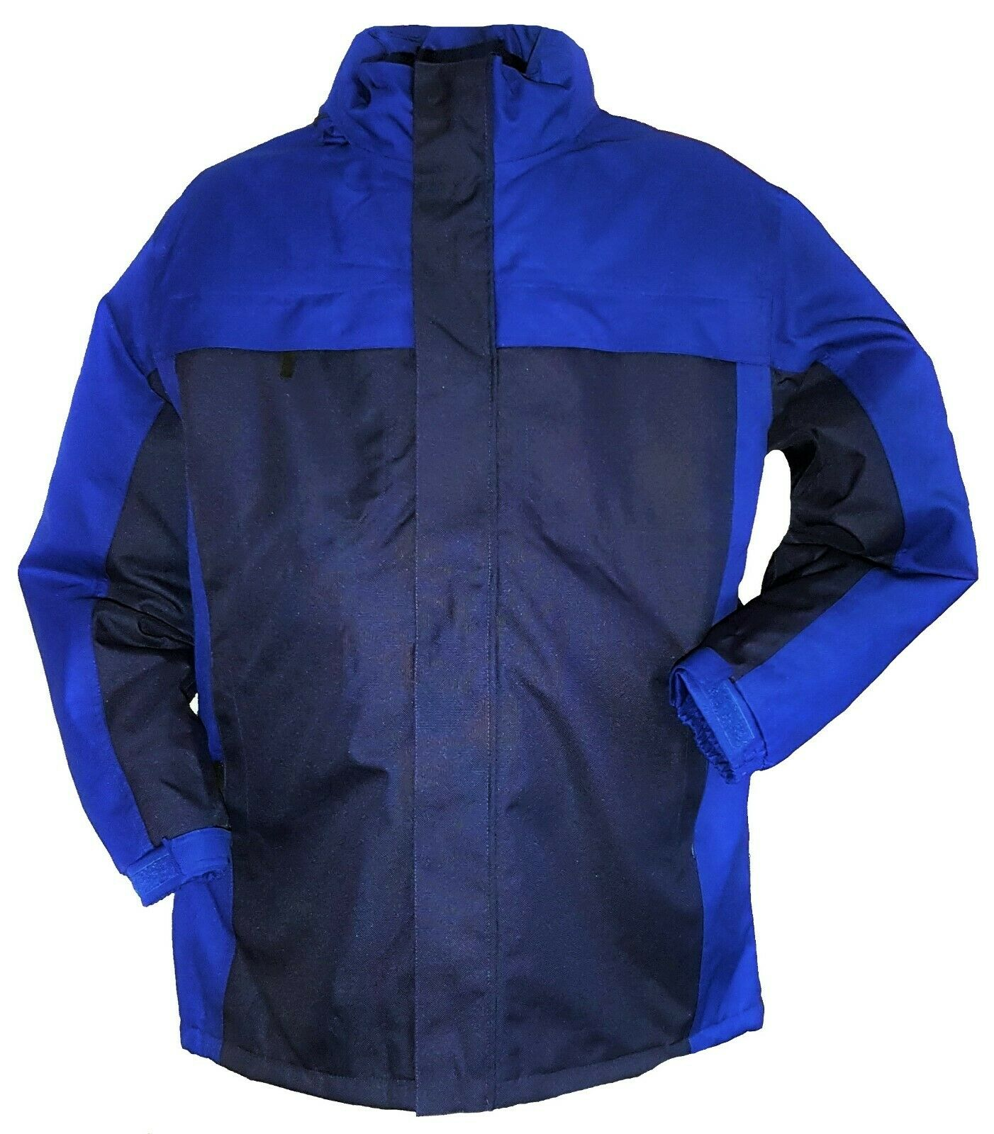 Arbeitsparka Format Wetter-Dress Parka Arbeitsjacken Jacke Kornblau/Marine L-XXL