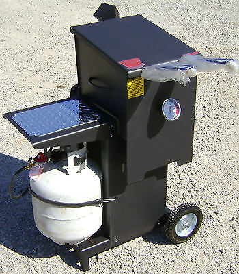 R&V Works 6 Gallon Cajun Fryer FF2-S Fish Chicken French Fry Deep Cooker Outdoor