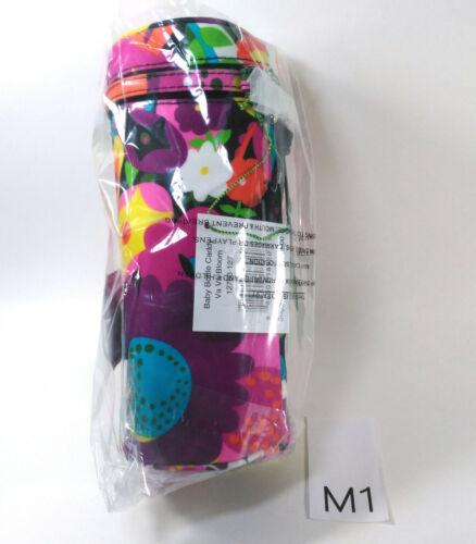 Vera Bradley Baby Bottle Caddy VA VA BLOOM Case Holder NWT Exact Item M1