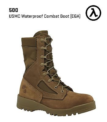 BELLEVILLE 500 USMC WTRPF TEMPERATE WEATHER COMBAT BOOTS * ALL SIZES - NEW ()
