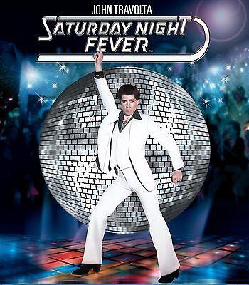 Santurday night fever mirror ball 24 X 36 Poster 36 Mirror Ball