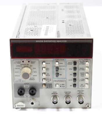 Tektronix Aa501a Distortion Analyzer Plug In