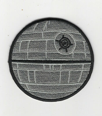 Star Wars Death Star Patch 2 1/2 inches tall patch (Death Star Costume)