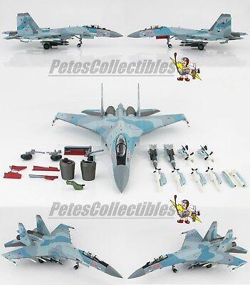 Hobby Master HA5705 Su-35 Flanker E Russian Air Force Red 04 Akhtubinsk 2012