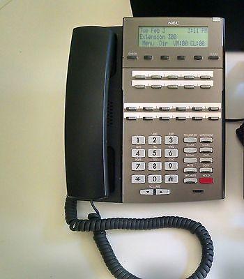 NEC DSX 22B Display Tel Telephone Phone 1090020