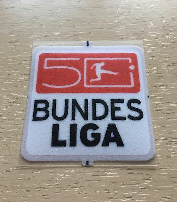 50 Jahre Bundesliga Patch Jersey Badge 2012/13 Original Trikot Camiseta