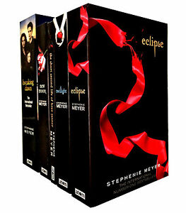 Stephenie Meyer TWILIGHT SAGA COLLECTION 5 BOOKS Set