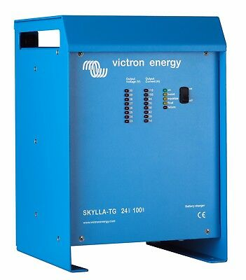 VICTRON ENERGY SKYLLA-TG 24/80(1+1) 230V **FREE SHIPPING** **5 YEAR WARRANTY**