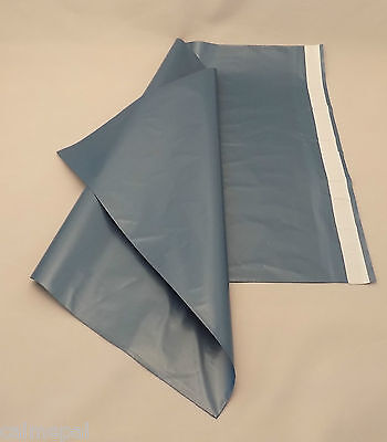 BLUE POSTAL POST MAIL MAILING BAGS 20 x SIZE 12