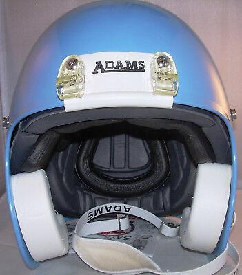 Footballhelm Adams Y4 YOUTH-ELITE II, Columbia Blue, Gr. L, Neu, ()