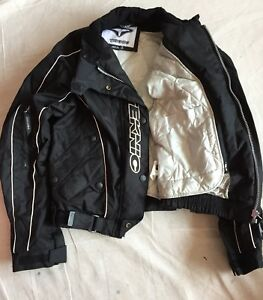 WOMEN'S MOTORCYCLE JACKET - TEKNIC......SOLD