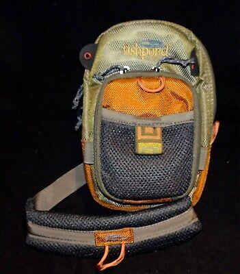 FishPond San Juan Vertical Chest Pack Cutthroat Orange SJVCP-CO