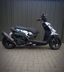 Yamaha YW125 Beewee - Stretched