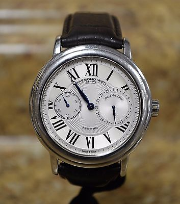 *Raymond Weil Maestro 2846-STC-00659 Stainless Automatic Date Watch