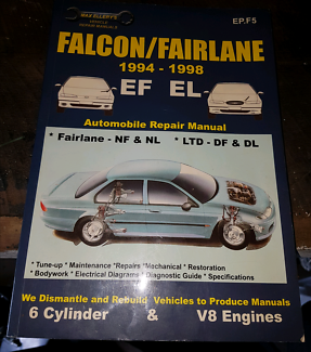 ef ford falcon manual in lismore region nsw gumtree australia rh gumtree com au Ford Falcon GT ford falcon ef workshop manual pdf