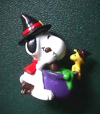 Peanuts Snoopy & Woodstock with Witch's Brew Halloween - Halloween Games Witches Brew
