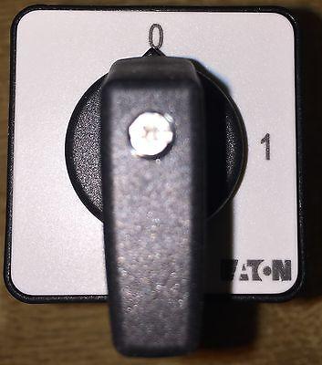 Eaton Nockenschalter T3-2-15483, Ein / Aus, 32A, 3 Kontakte, neu