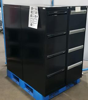 6 Namco 4 drawer filing cabinets files metal storage office nw & Namco 4 drawer steel Filing cabinet | Cabinets | Gumtree Australia ...