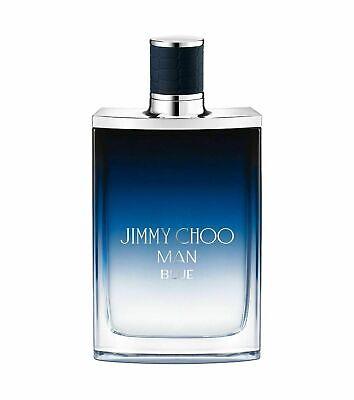 Jimmy Choo  Blue Man  100 ml 3.3 oz EDT Spray Authentic cologne (Blue Jimmy Choo)