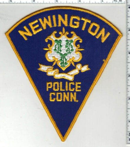 Newington Police (Connecticut) 2nd Issue Shoulder Patch
