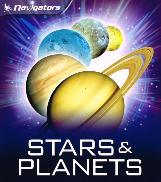 Navigators: Stars and Planets NEW BOOK