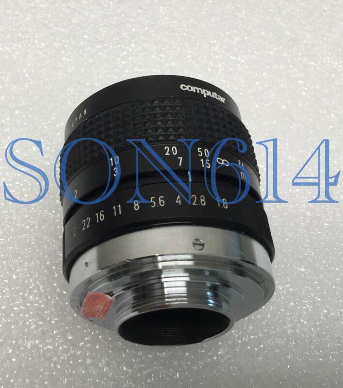 1x COMPUTAR Lens 50mm 1:1.8 CS For CCTV Security Surveillance Camera