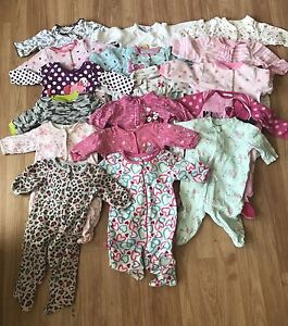 0-3 month clothing lots