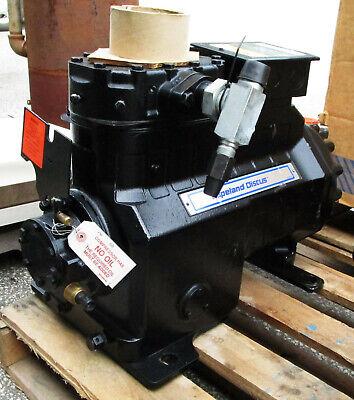 Copeland Discus Compressor 3dsds12ml-tfd-441 460v-3ph-60hz New Surplus