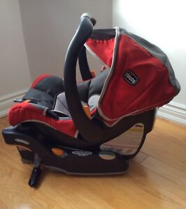 Chico Keyfit Infant Car seat