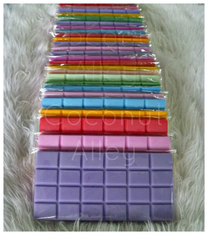 Soy Wax Melt Blocks made by Coconut Alley