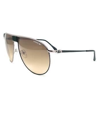 LACOSTE Sunglasses L199S 315 Green Aviator Unisex (Lacoste Aviators)